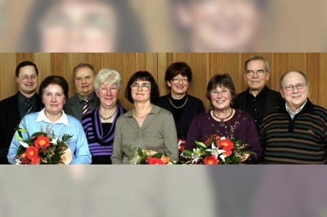 Rita Proske zum Ehrenmitglied ernannt
