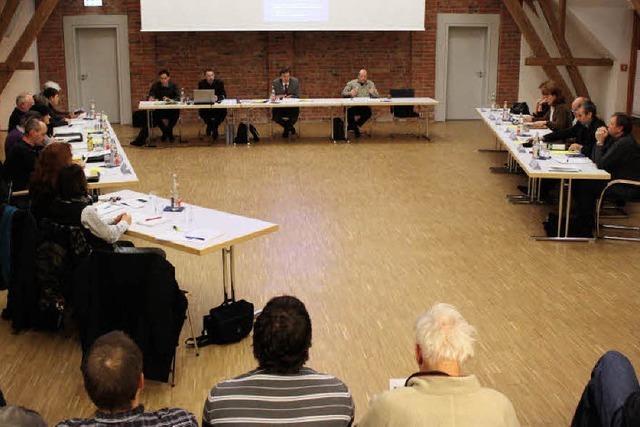 Umkircher Rat vertagt Haushalt
