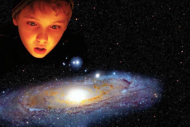 Neugierig auf den Himmel