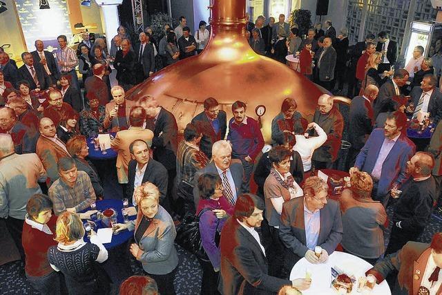Fürstenberg-Brauerei blickt zuversichtlich auf 2010