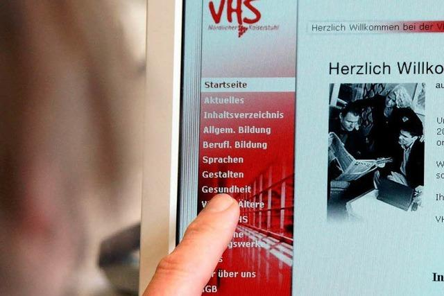 VHS stellt neues Programm vor