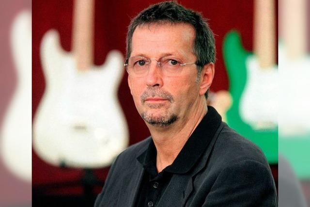 Eric Clapton und Steve Winwood live in Basel