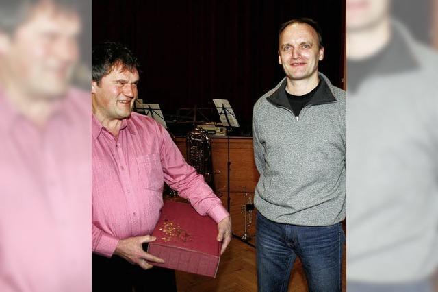 Musikkapelle Siensbach zieht Bilanz