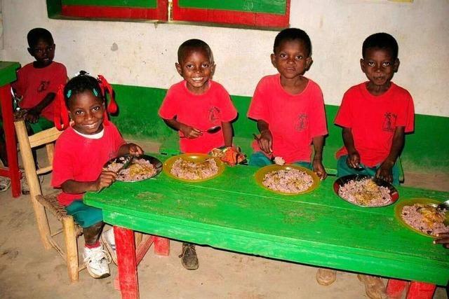 Wolfacher Verein bitte um Spenden für Haiti