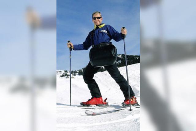 Herr Bischofs Gespür für Schnee