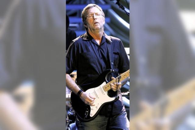 Eric Clapton und Steve Winwood spielen in Basel