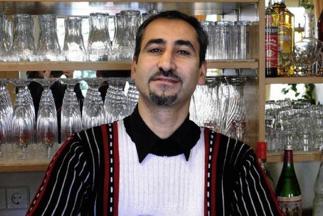 Mehmet Kutgan neuer Wirt in der Klosterstube Bad Säckingen