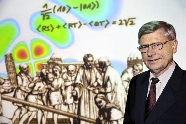 AUF EIN WORT ZUM SAMSTAG: Sprache der Mathematik