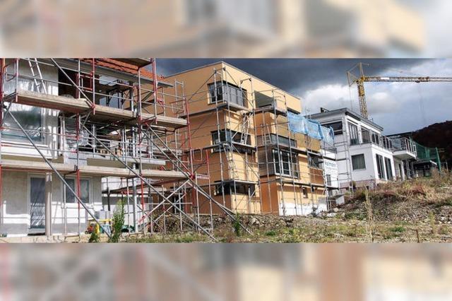 Der Lörracher Immobilienmarkt brummt
