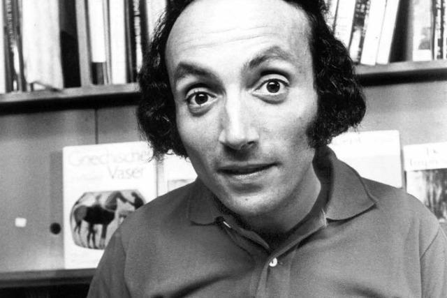 Autor Erich Segal ist mit 72 Jahren gestorben