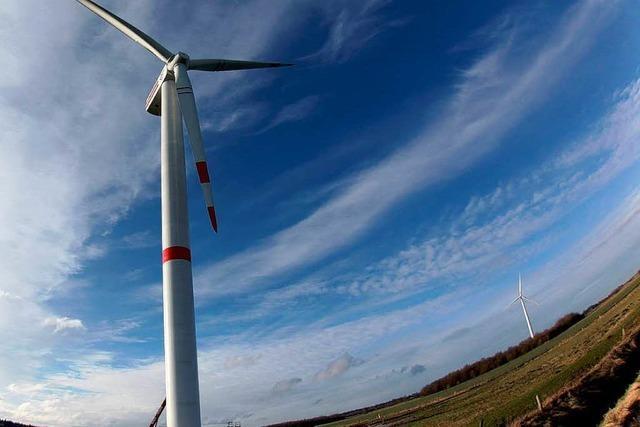 Landesregierung wirbt für mehr Windkraft