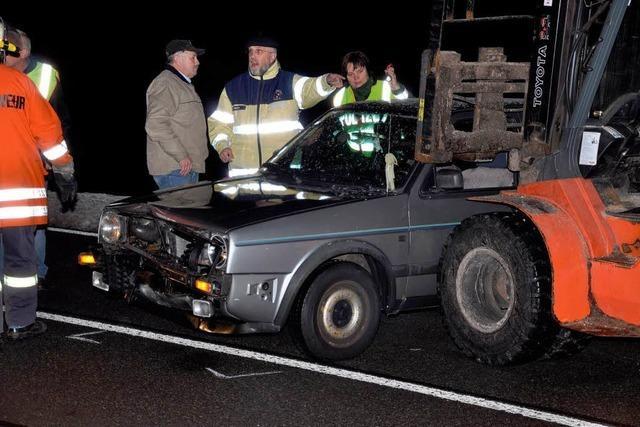 Unfalltod auf der L172 bei Eisenbach wirft Fragen auf