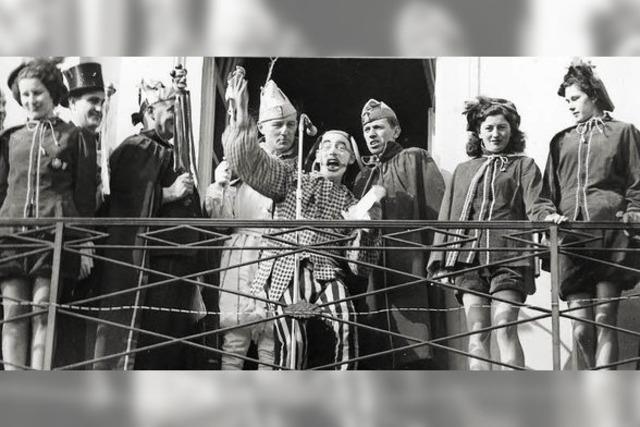 Die Narrenzunft Schopfheim wird 75 Jahre alt