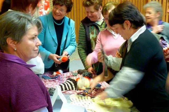 Landfrauen – aktive Gestalterinnen