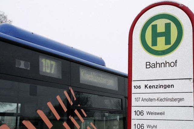 Bürger fordern Bushalt