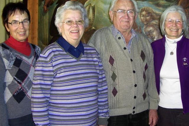 Irma Killig gibt Altenwerk ab