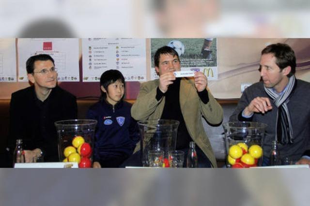 Waibel-Turnier: Die Bundesligisten stehen regelrecht Schlange