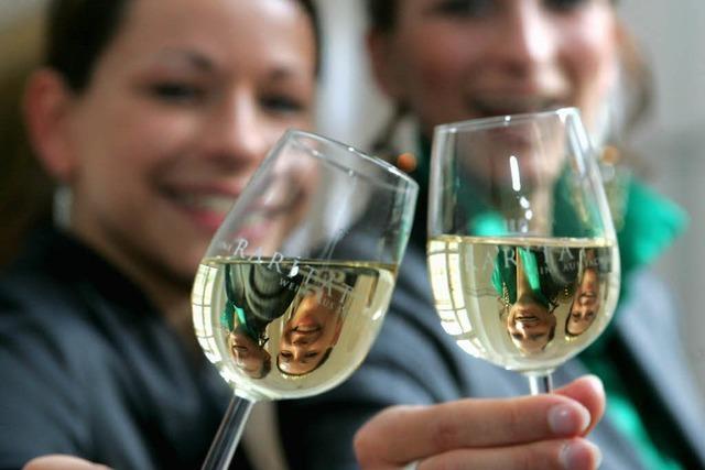 Weinfreunde müssen steigende Preise schlucken