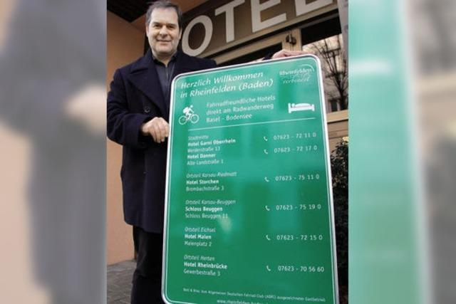 Radler sollen Hotellerie ankurbeln