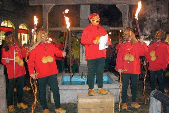 75 Jahre närrische Tradition in Schopfheim
