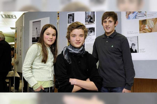 Freiburger Jugendfotopreis: Eine Frage des Respekts