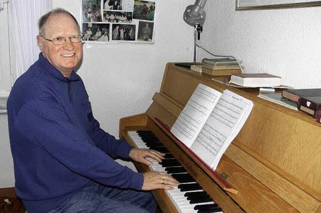 Ein Kirchenchorchef, der auch mal Volkslieder singen ließ