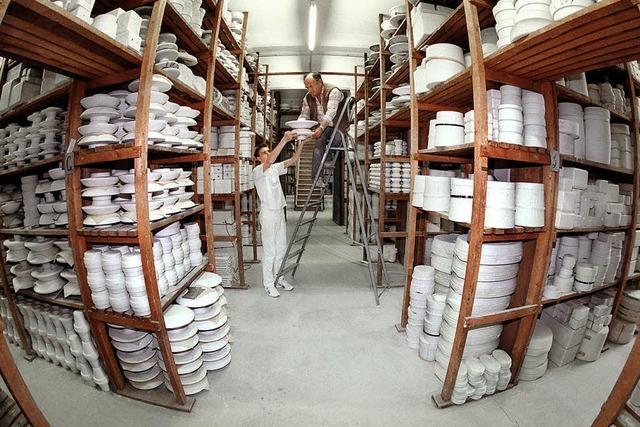 Die Porzellanmanufaktur Meissen wird 300 Jahre alt