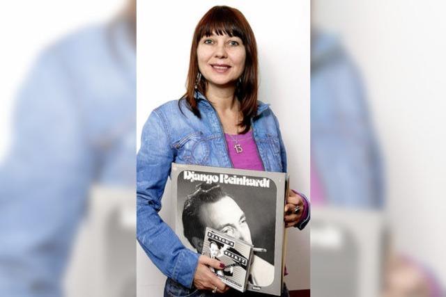 Eine CD-Hommage an Django Reinhardt