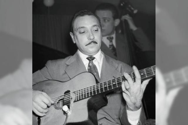 100 Jahre Künstlerlegende Django Reinhardt