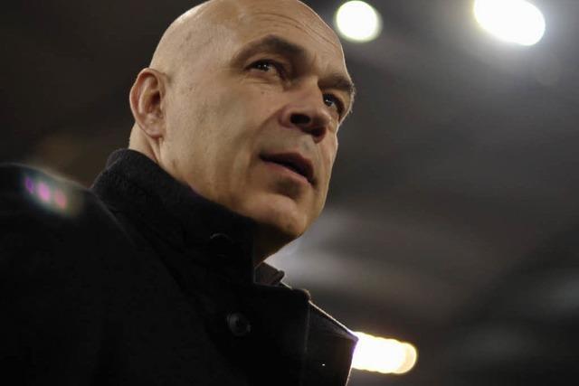 So schätzt der VfB-Coach das Derby gegen den SC Freiburg ein