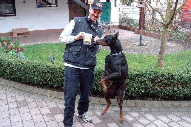 Ein Hundeflüsterer zu Besuch in Ottenheim
