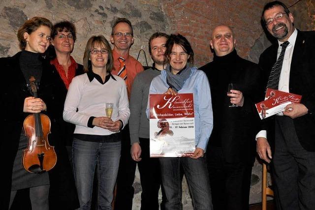 Klassikfest Kaiserstuhl mit bekannten Künstlern
