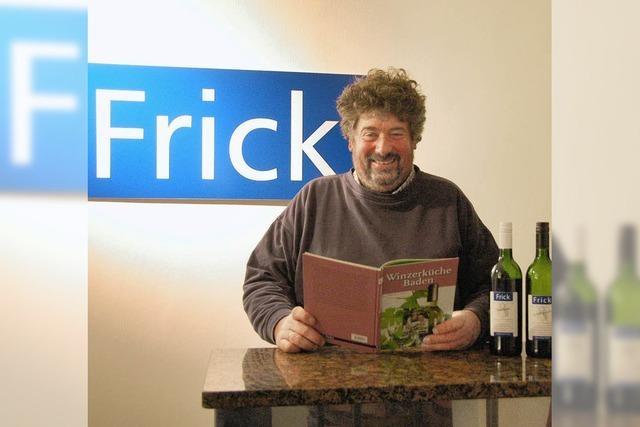 Ein Weinbauer gibt feine Küchentipps
