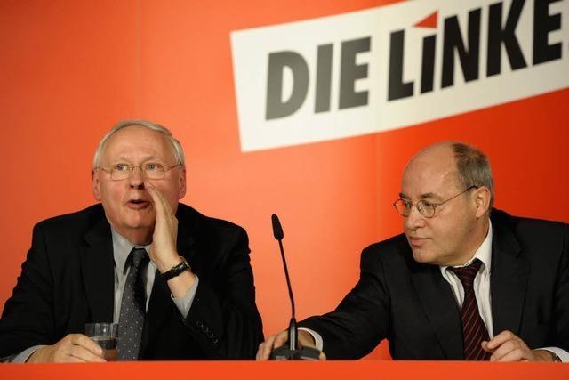 Linke diskutiert über Lafontaine-Nachfolge