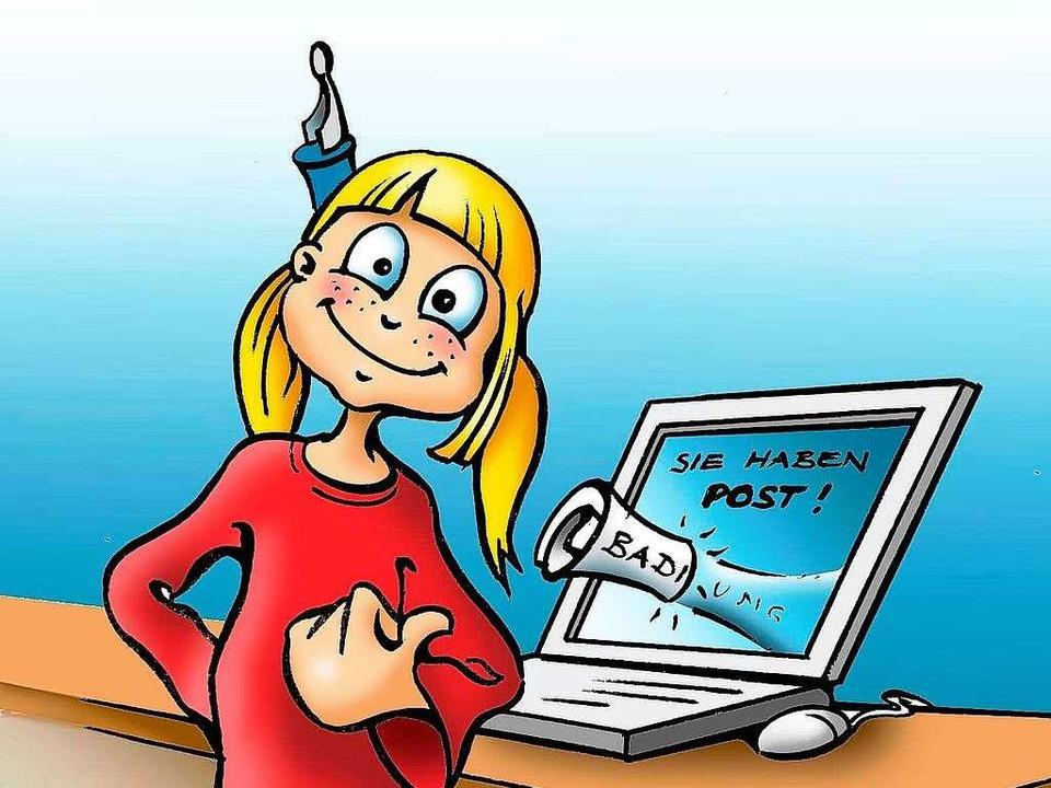 Betti Z. freut sich, wenn sie Post von euch bekommt.  | Foto: Ferdinando Terelle