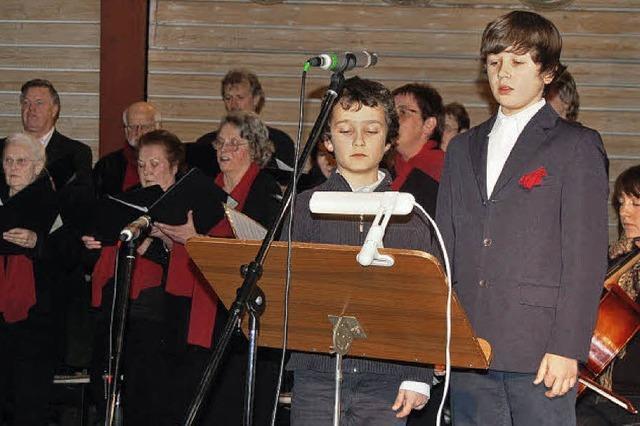 Besinnliches Konzert zugunsten von St. Georg