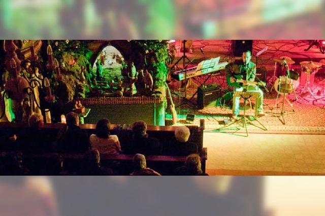 Blues, Rock und Klassik in der Litzelbergkapelle