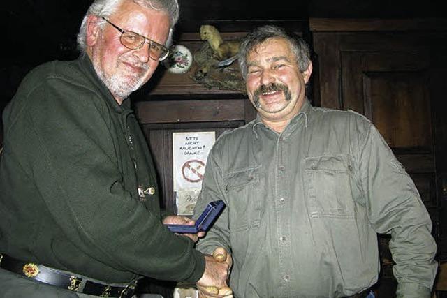 Heuss-Medaille für Emil Mutterer