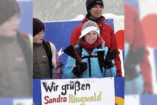 Sandra Ringwald träumt vergeblich