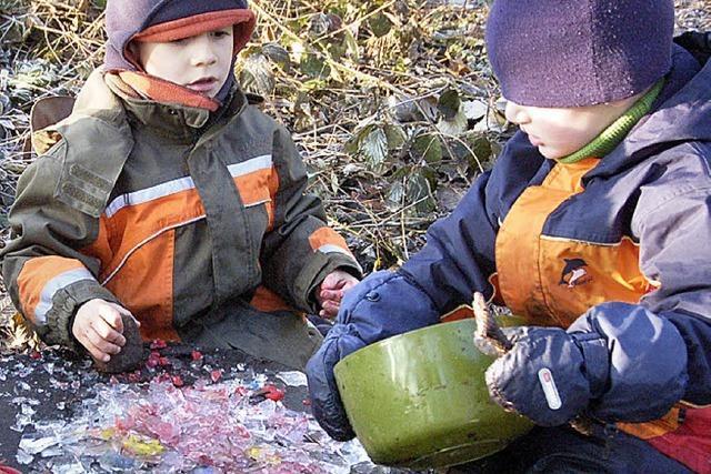 Waldkindergarten vertagt