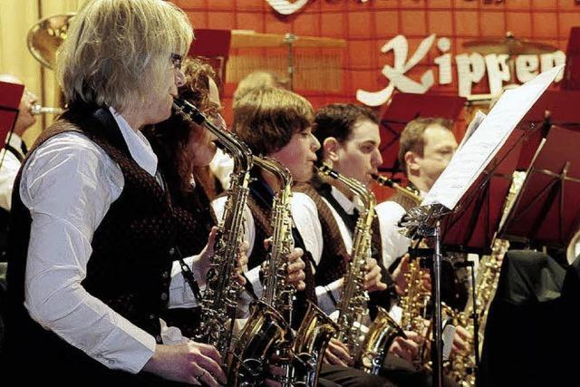 Jazz für Blasorchester