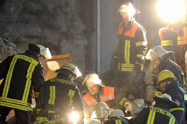 Bayern: Vater und Tochter sterben durch Felssturz