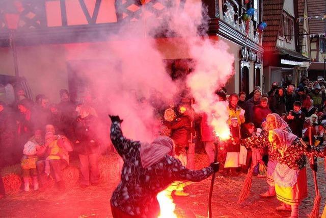 Fotos: Großes Narrentreffen in Haslach/Kinzigtal