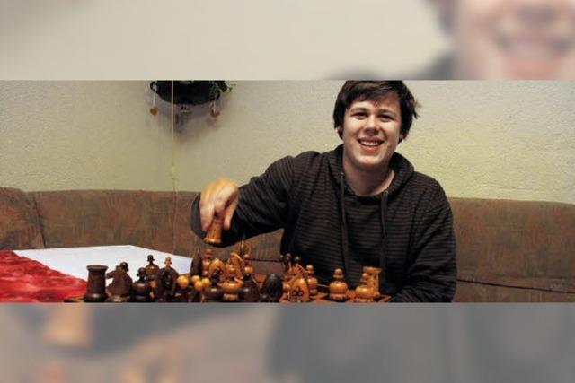 Mit 17 schon internationaler Meister