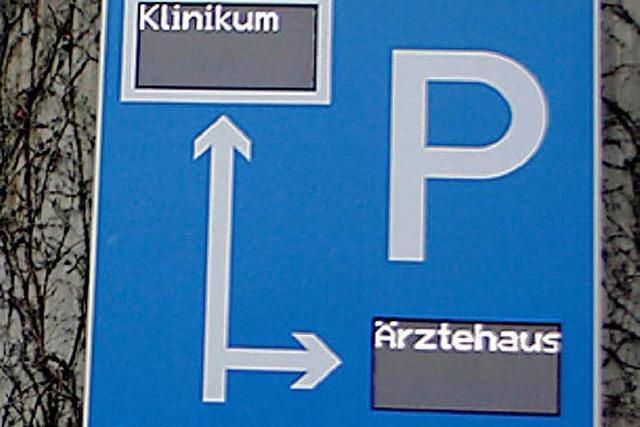 Parken am Klinikum Lahr wurde einfacher
