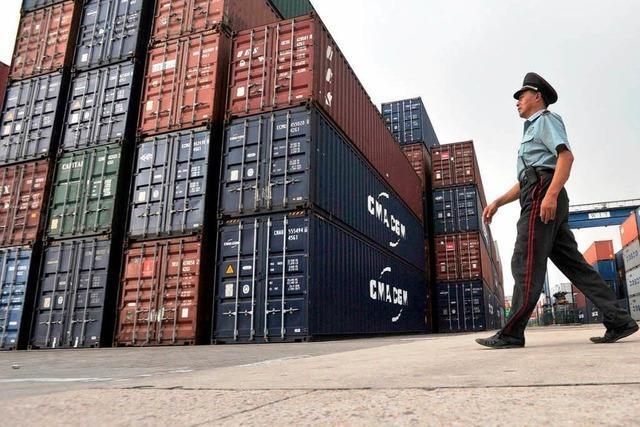 Die Weltwirtschaft erholt sich schneller als erwartet