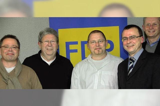FDP stellt sich neu auf
