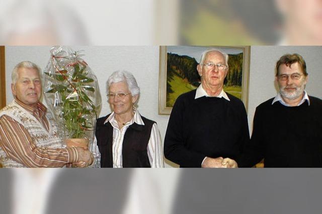 Harpolinger Senioren wandern immer donnerstags