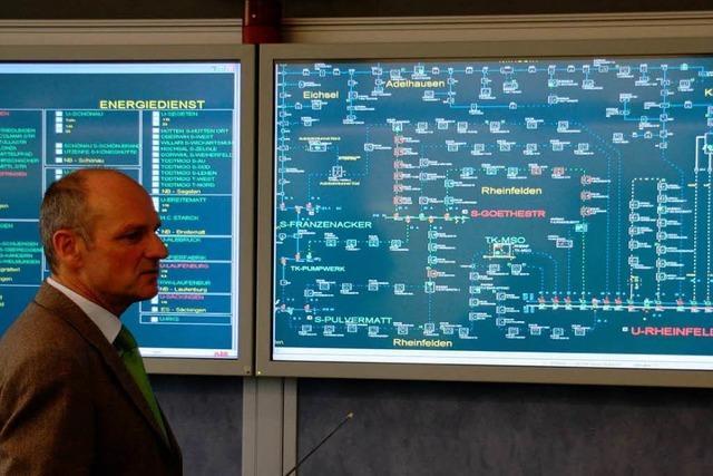 Energiedienst-Leitstelle – im Herzen von Südbadens Stromversorgung