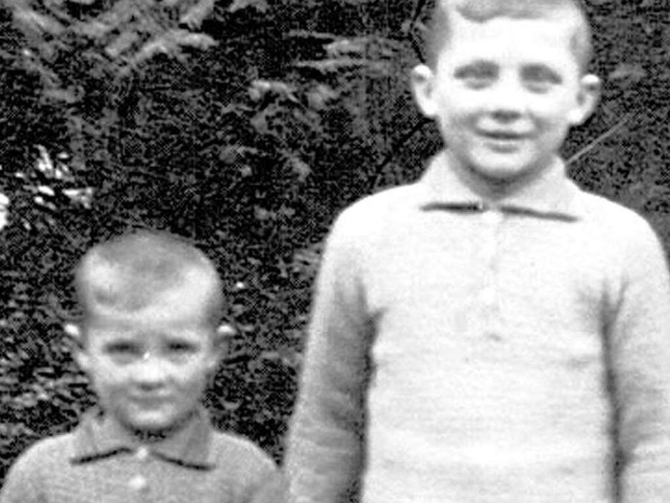 Herbert und Heinz Kutowsky um 1935  | Foto: BZ